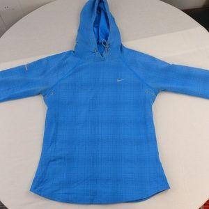Nike Dri-Fit Long Sleeve Hooded Top Size Medium